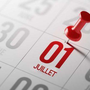Déménager un 1er Juillet à Montréal