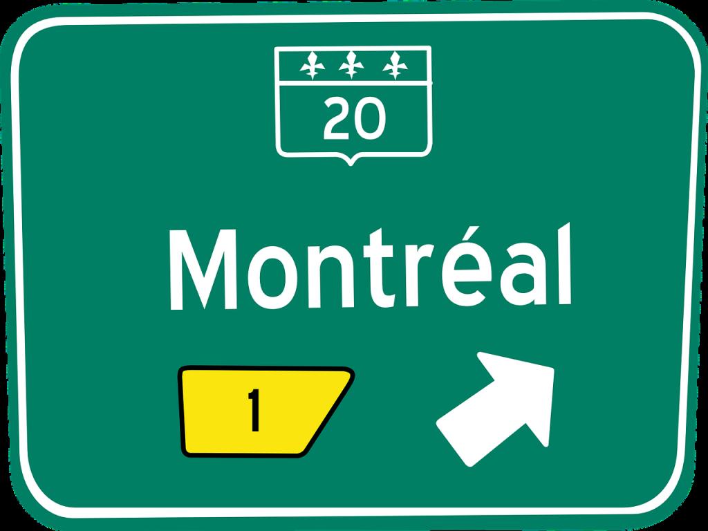 Direction Montréal : installation, travail, administratif