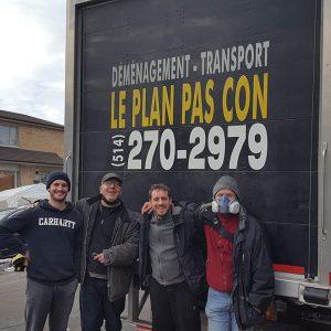 Déménagement Montréal : le plan pas con